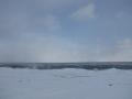 B&B Phares des Dunes Lighthouse,snow 008